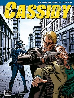 Cassidy Vol 1 2