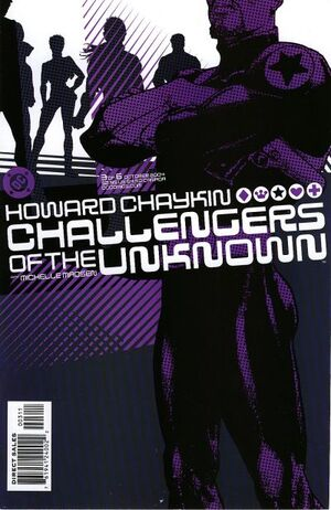Challengers of the Unknown Vol 4 3