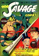 Doc Savage Comics Vol 1 8