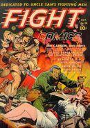 Fight Comics Vol 1 28