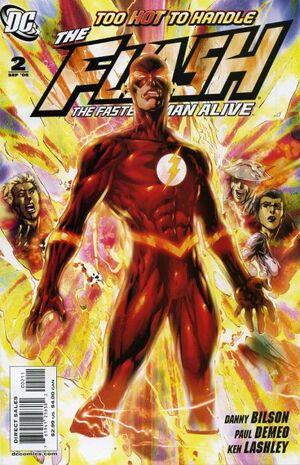 Flash The Fastest Man Alive Vol 1 2