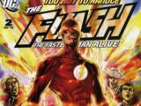Flash: The Fastest Man Alive Vol 1 2