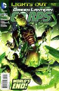 Green Lantern Corps Vol 3 24