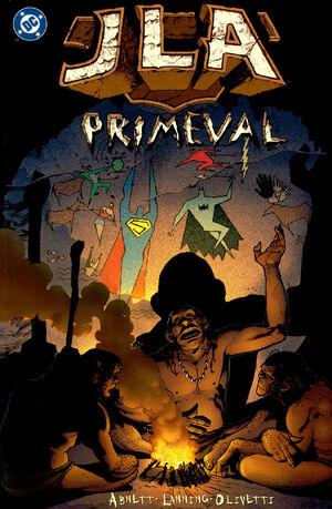 JLA Primeval Vol 1 1