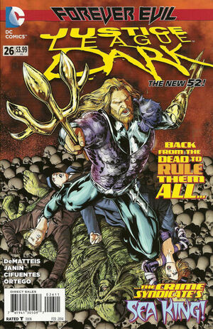 Justice League Dark Vol 1 26