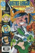 Justice League Quarterly Vol 1 6