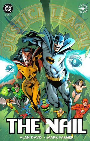 Justice League The Nail Vol 1 3
