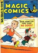 Magic Comics Vol 1 72