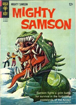 Mighty Samson Vol 1 8