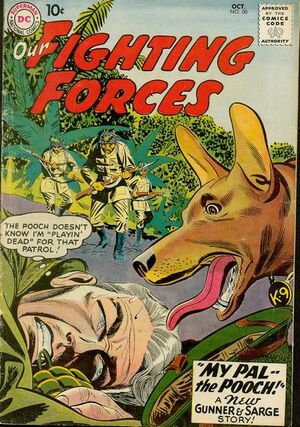 Our Fighting Forces Vol 1 50