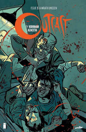 Cover for Outcast #5 (2014)