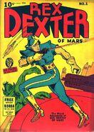 Rex Dexter of Mars Vol 1 1