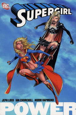 Cover for the Supergirl: Candor  Trade Paperback