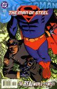 Superman Man of Steel Vol 1 129