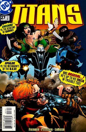 Titans (DC) Vol 1 27