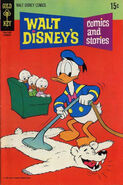 Walt Disney's Comics and Stories Vol 1 353