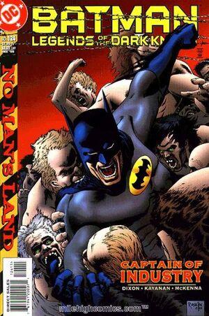 Batman Legends of the Dark Knight Vol 1 124