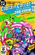 Captain Carrot and His Amazing Zoo Crew Vol 1 20