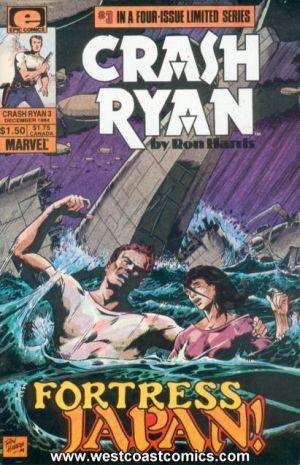Crash Ryan Vol 1 3