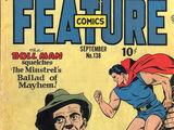 Feature Comics Vol 1 138