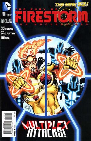 Fury of Firestorm The Nuclear Men Vol 1 18