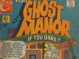 Ghost Manor Vol 2 1
