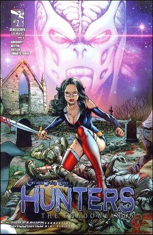Grimm Fairy Tales Presents Hunters The Shadowlands Vol 1 1
