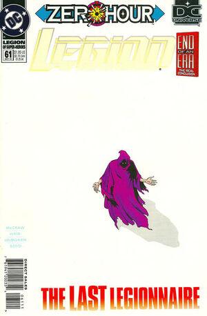 Legion of Super-Heroes Vol 4 61