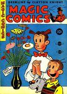 Magic Comics Vol 1 45