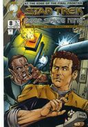 Star Trek Deep Space Nine Vol 1 8-A