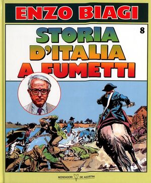 Storia d'Italia a fumetti Vol 1 8