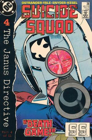 Suicide Squad Vol 1 28