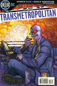 Transmetropolitan Vol 1 3