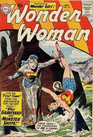Wonder Woman Vol 1 115