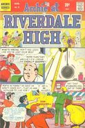 Archie at Riverdale High Vol 1 1