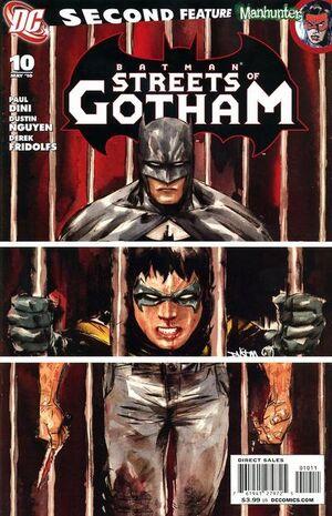 Batman Streets of Gotham Vol 1 10