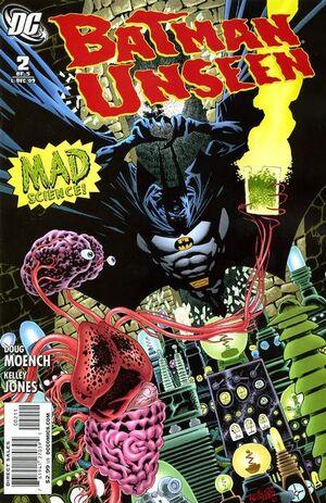 Batman Unseen Vol 1 2