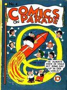 Comics on Parade Vol 1 4