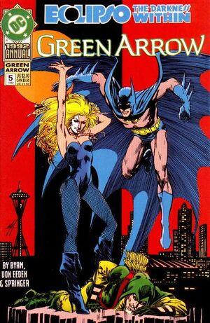 Green Arrow Annual Vol 2 5