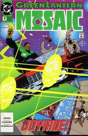 Green Lantern Mosaic Vol 1 8