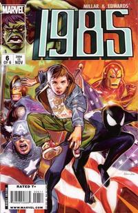 Marvel 1985 Vol 1 6