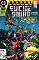 Suicide Squad Annual Vol 1 1