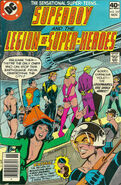 Superboy and the Legion of Super-Heroes Vol 1 257