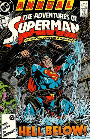 Adventures of Superman Annual Vol 1 1
