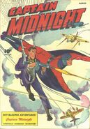 Captain Midnight Vol 1 38