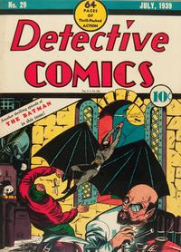 Detective Comics Vol 1 29