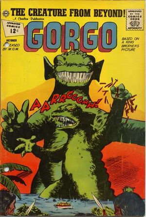 Gorgo Vol 1 9