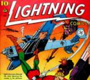 Lightning Comics Vol II 3