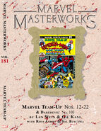 Marvel Masterworks Vol 1 181