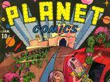 Planet Comics Vol 1 1